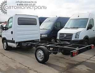 Шасси IVECO Daily 35S15
